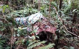 Phát hiện thi thể phân huỷ trong lều bạt nơi cánh rừng hoang vắng