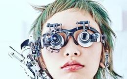 """Ngắm nhìn những phụ kiện đeo ngoài đậm chất cyberpunk siêu """"ngầu"""" của nghệ sĩ người Nhật"""