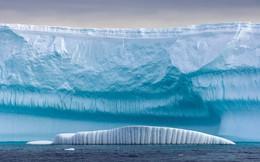 Sông băng tại Nam Cực đang tan nhanh từ bên dưới