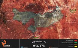"""Nga, quân đội Syria """"đánh đòn ngoại giao"""" quân nổi dậy song không loại trừ khả năng quân sự"""