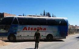 Phe thánh chiến Syria tử thủ Đông Ghouta trở mặt, Nga lập tức tung đòn không kích