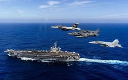 Tướng TQ: 3 chứ  đến 10 nhóm tác chiến tàu sân bay Mỹ tới biển Đông thì TQ cũng chấp hết