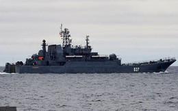 Nga bắt đầu hiện diện hải quân ở Mozambique