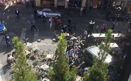 Xe bán tải lao vào đám đông ở Đức, hơn 30 người thương vong, tài xế tự sát