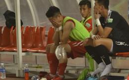 HLV Miura mất 'Ronaldo xứ Nghệ' 2 tuần