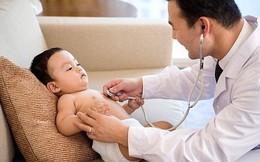 Viêm phổi ở trẻ nhỏ khi thời tiết thất thường
