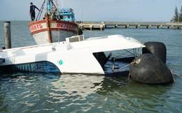 Vụ tàu cao tốc chìm trên biển Cần Giờ: Giám đốc công ty nói gì?