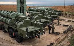 """Không quân Vũ trụ Nga tăng cường """"rồng lửa"""" S-400"""