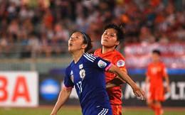 Asian Cup nữ 2018: Làm sao có điểm khi đối đầu với Úc?