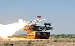 Phòng không Syria diệt 8 tên lửa hành trình - Bẻ gãy đợt tập kích vào sân bay T4
