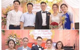 """""""Một đám cưới hai tâm trạng"""" - bức ảnh làm dậy sóng MXH hôm nay chứng minh: Ngày cưới chưa chắc ai cũng vui!"""