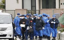 Cảnh sát Nhật Bản bắt giữ nghi phạm giết 5 người, cả bố đẻ và bà nội