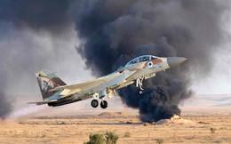 """Tên lửa hành trình đã ồ ạt giội xuống Syria: """"Bóng ma bí ẩn"""" nào đứng sau?"""