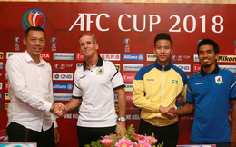 HLV SLNA: 'V-League và AFC Cup là 2 mục tiêu lớn nhất'