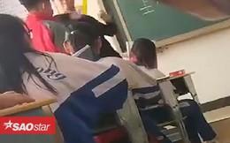 Thầy giáo tát học sinh liên tục 8 cái trong 15 giây gây phẫn nộ