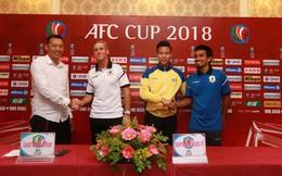 Gặp SLNA ở AFC Cup, đội bóng Singapore tuyên bố bất ngờ