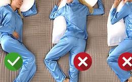 Đâu là tư thế ngủ tốt nhất? Câu trả lời này là điều bạn không ngờ tới