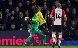 Vòng 23 Premier League: Watford 2-2 Southampton