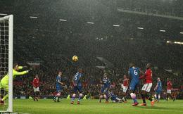 Vòng 23 Premier League: Man United 3-0 Stoke City