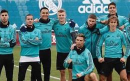 Ronaldo và đồng đội pose ảnh như biệt đội Avengers, sẵn sàng tái chiến Bayern