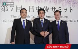 """Trung - Nhật - Hàn """"phá lệ"""", gạt bỏ hiềm khích lâu năm là nhờ công của Triều Tiên?"""