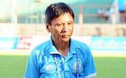 HLV Khánh Hòa: Tôi xin lỗi vì học trò hành xử không đúng với cầu thủ HAGL