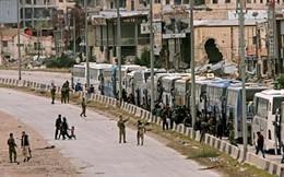 Lần đầu tiên sau 7 năm, thủ đô Syria sạch bóng quân nổi dậy, chỉ còn IS cố thủ