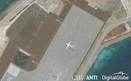 Trung Quốc đưa máy bay quân sự trái phép ra Đá Subi ở Trường Sa