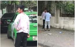 Đánh tài xế taxi chảy máu đầu chỉ vì... tiếng còi xe: Vụ việc gây bức xúc nhất sáng thứ 6