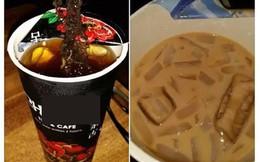 """""""Tố"""" trà sữa của một thương hiệu có tiếng Hà Nội có cả búi tóc và rác, khách hàng còn bị nghi ngờ bịa chuyện chơi xấu"""