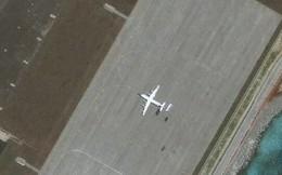 Máy bay vận tải quân sự Trung Quốc xuất hiện ở Trường Sa?