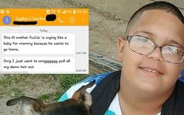 Nhắn tin chửi mắng học sinh tự kỷ, cô giáo gửi nhầm cho phụ huynh và lãnh hậu quả đáng đời
