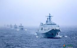 Tướng Lanba: 50 tàu chiến Ấn Độ canh chừng hải quân Trung Quốc 24/24 giờ ở Ấn Độ Dương