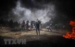 Căng thẳng leo thang tại Dải Gaza, hơn 170 người thương vong