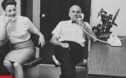 Chuyện ít người biết về hai chuyên gia tình dục học nổi tiếng thế giới