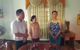 15 người ở phường đến nhà xin lỗi bé gái 13 tuổi bị còng tay đưa về trụ sở công an