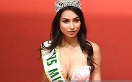 Thảm đỏ LHP Cannes 2018: Hoa hậu Pakistan mặc gợi cảm lấn át cả Phạm Băng Băng