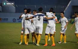 Màn trình diễn trái ngược của các cầu thủ U23 ở lượt đi Tứ kết Cúp Quốc gia