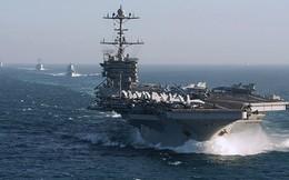 """Tàu chiến Nga - Mỹ chơi """"mèo vờn chuột"""" trên Địa Trung Hải"""