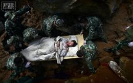 Những hình ảnh tang thương, không thể nào quên đối với người dân Tứ Xuyên trong cơn đại địa chấn 10 năm trước