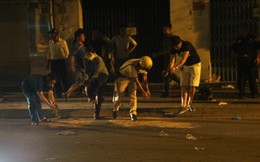 Nhóm cướp đâm chết 2 hiệp sĩ và 1 người ở Sài Gòn