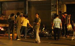 Hiện trường vụ băng trộm SH đâm chết 2 người ở Sài Gòn