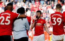 Carrick thổ lộ ước muốn cuối cùng trong ngày chia tay Old Trafford