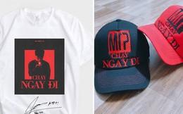 """Đổ xô bán áo quần bạc triệu ăn theo """"Chạy ngay đi"""" của Sơn Tùng M-TP"""