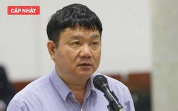 Tuyên y án 13 năm tù với ông Đinh La Thăng, buộc bồi thường 30 tỷ đồng