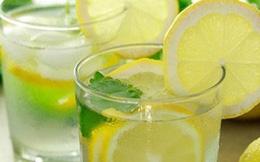 Uống nhiều nước chanh không thực sự tốt như mọi người vẫn nghĩ
