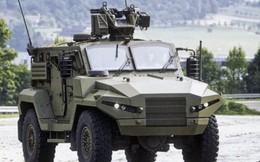 CH Czech thử nghiệm xe thiết giáp đa năng mới