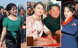 Ngoại hình Đệ nhất phu nhân Triều Tiên thay đổi như thế nào qua thời gian?