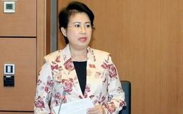 Bà Phan Thị Mỹ Thanh thôi làm đại biểu Quốc hội