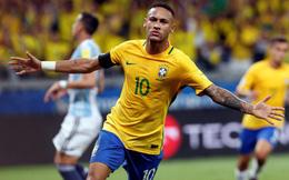 """Brazil """"chơi trội"""", công bố danh sách dự World Cup 2018 sớm gần một tháng"""